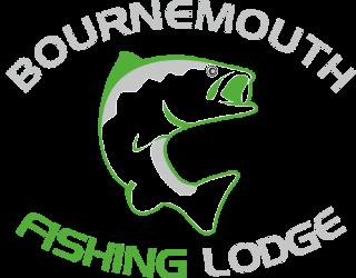 bournemouth fishing lodge logo